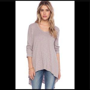 Wilt | Slub Mix Panel Cotton Quartz Tunic